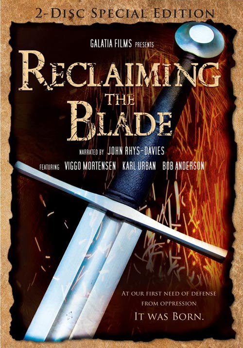 Reclaiming The Blade Movie