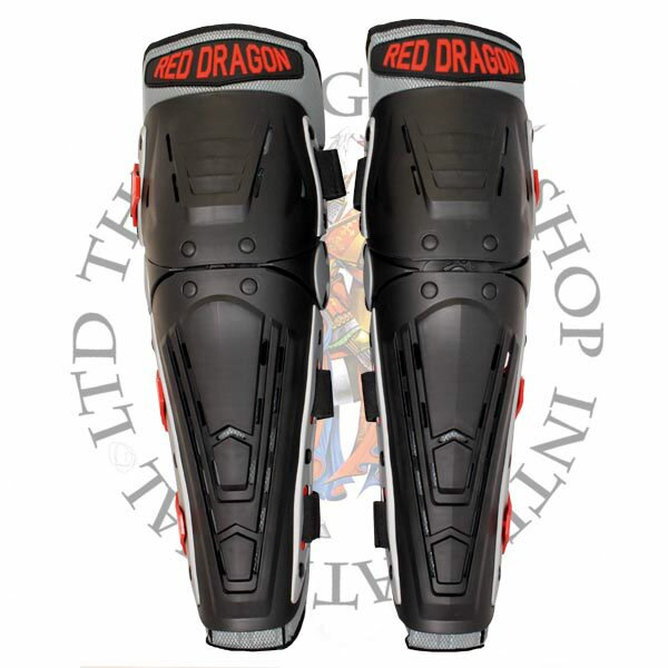 Red Dragon Knee & Shin Protectors