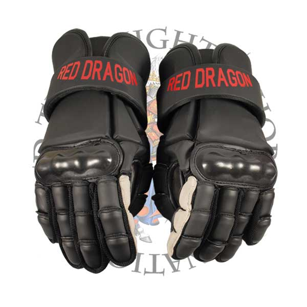 Red Dragon Weapon Sparring Gloves