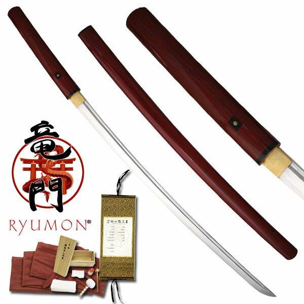 Ryumon Redwood Shirasaya