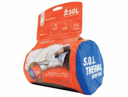 SOL Thermal Bivvy Shelter