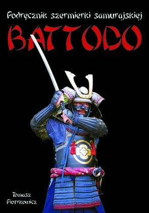 Samurai Fencing Book Battodo - polish language