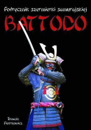 Samurai Fencing Book - polish language