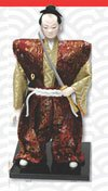 Samurai Warrior doll with katana - PL-603