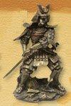 Samurai with katana - PL-418