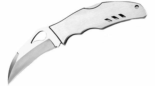 Spyderco/Byrd Crossbill Folding Knife