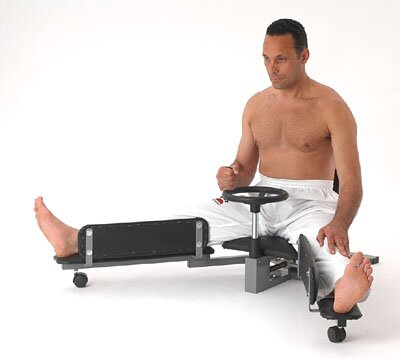 Stretching Machine - Black