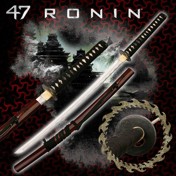 Sword of the 47 Ronin - Happy Time Sword Katana