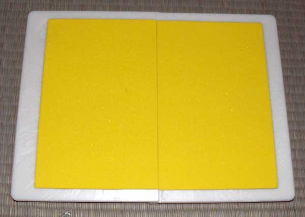 Tameshiwari rebreakable boards - Light