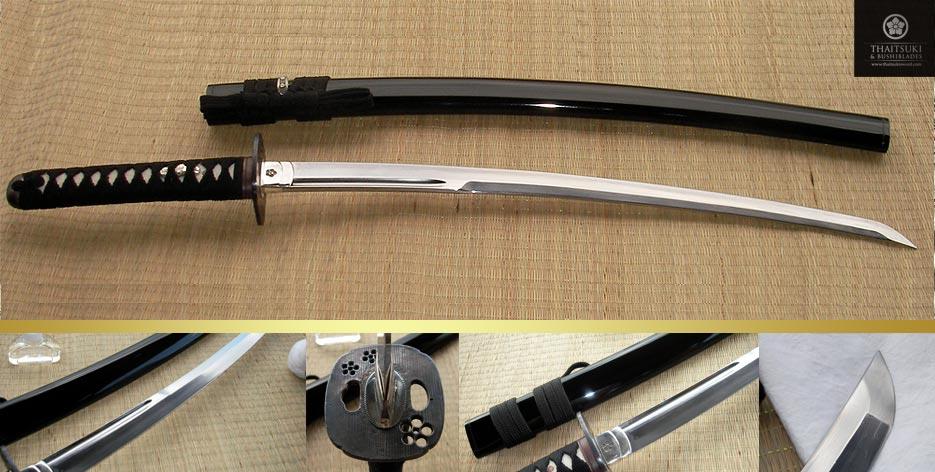 Thaitsuki Isamashii Wakizashi