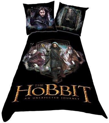 The Hobbit Duvet Set Characters