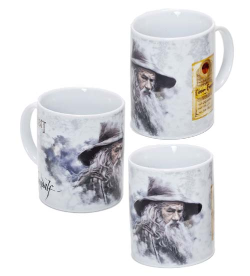 The Hobbit Mug Gandalf