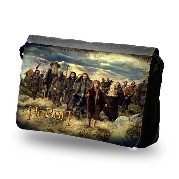 The Hobbit Shoulder Bag Characters