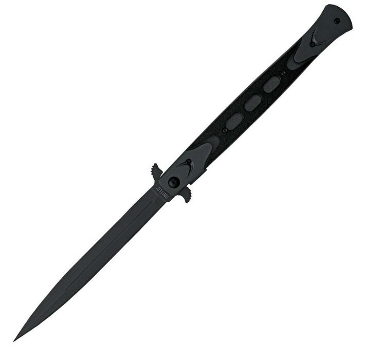United Cutlery Rampage Stiletto Black