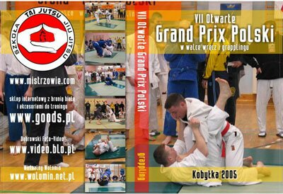 VII Polish Open Championschip - fighting, grappling