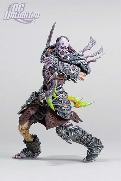 World Of Warcraft, Series 3: Undead Rogue: Skeeve Sorrowblade Action Figure