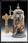World Of Warcraft Epic Collection Steins Alliance United - 02013