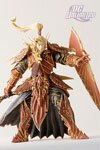 World Of Warcraft, Series 3: Blood Elf Paladin: Quin'thalan Sunfire Action Figure - DC0006