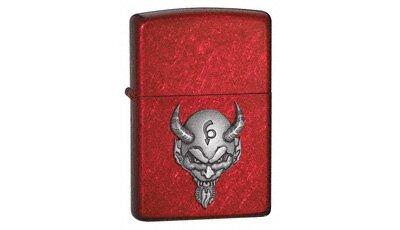 ZIPPO Lighter El Diablo Emblem