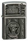 ZIPPO Lighter Jack Daniels - I Know Jack - 24174