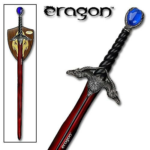 Eragon Sword Names Zar'roc The Sword of Eragon