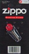 Zippo Flints Individually Carded - 2406N